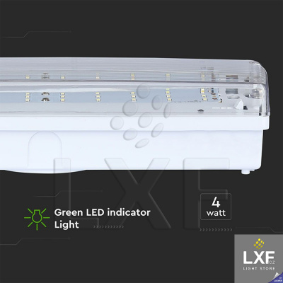 nouzové osvětlení LED V-TAC VT-524-S