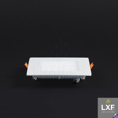 led panel stmívatelný V-TAC VT-607 hranatý 6W