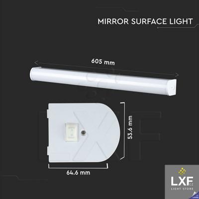 světlo do koupelny nad zrcadlo V-TAC VT-7010 bílé