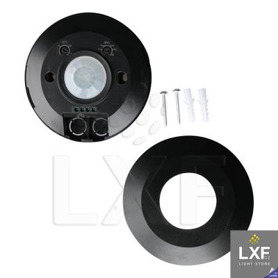 světelné čidlo V-TAC VT-8027, černé