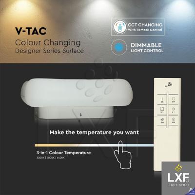 led světla V-TAC VT-7309 bílé