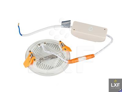 stropní LED panel V-TAC VT-888 kulatý 8W
