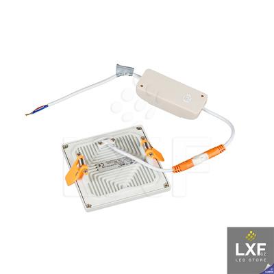 stropní LED panel V-TAC VT-888 hranatý 8W