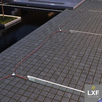 kabelová průchodka KLUS vodotěsná spojka
