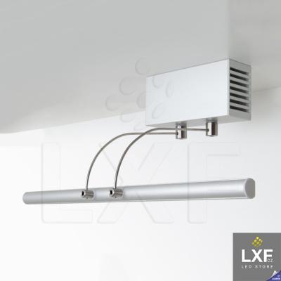 profily pro LED pásky KLUS BOX anodizovaný