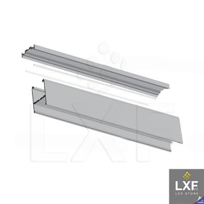 led profil KLUS DES anodizovaný