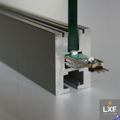 led lišty KLUS EX-ALU anodizovaný