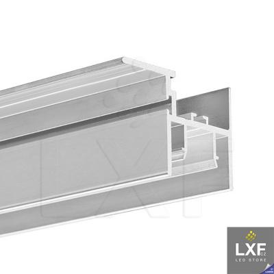 lišta na LED pásek KLUS FOLED-SUF neanodizovaný
