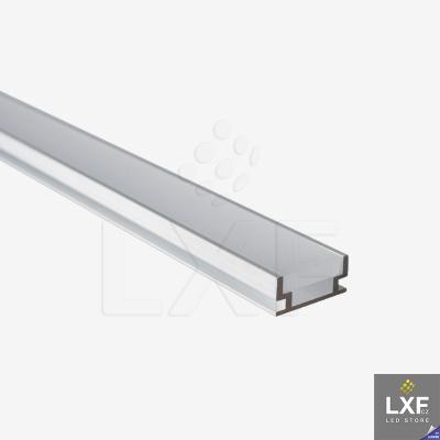 lišta na LED pásek KLUS HR-ALU anodizovaný