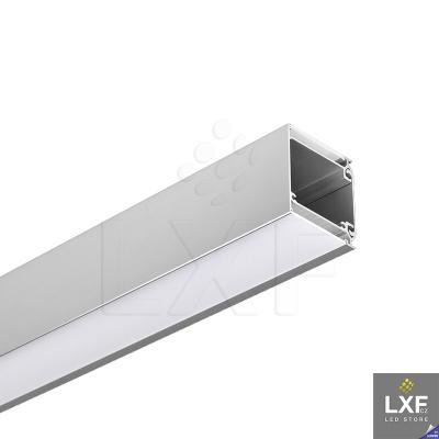 lišta na LED pásek KLUS IDOL anodizovaný