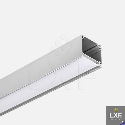 lišta na LED pásek KLUS IKOM anodizovaný