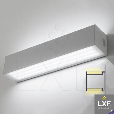 lišta pro LED pásek KLUS IKOM anodizovaný