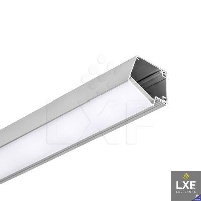 lišta na LED pásek KLUS IMET anodizovaný
