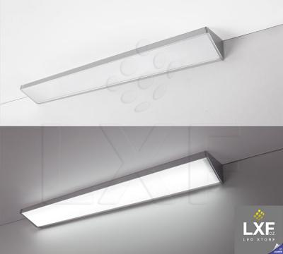 lišta na LED pásek KLUS KOPRO-30 anodizovaný