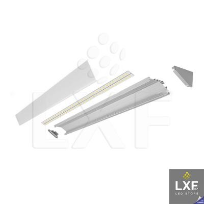 led profil KLUS KOPRO-30 anodizovaný
