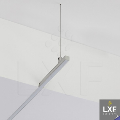 led lišta KLUS KOZEL-10 neanodizovaný
