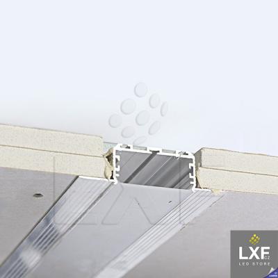 led lišta KLUS KOZEL-50 neanodizovaný