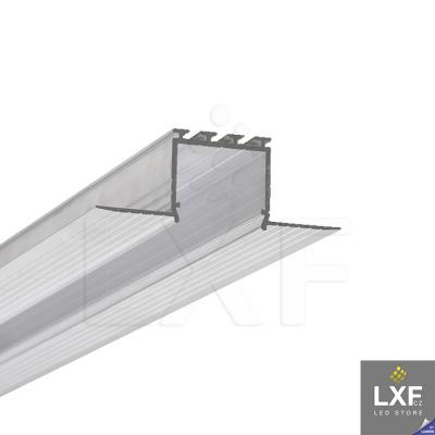 lišta na LED pásek KLUS KOZEL neanodizovaný