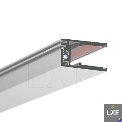 lišta na LED pásek KLUS KRAV-810 anodizovaný