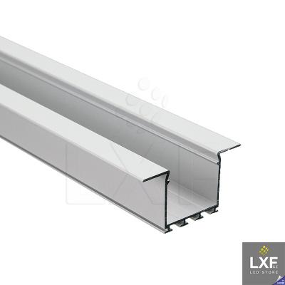 lišta na LED pásek KLUS LARKO anodizovaný