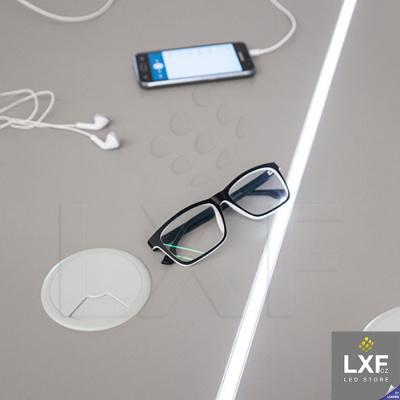 led profil KLUS LINO anodizovaný