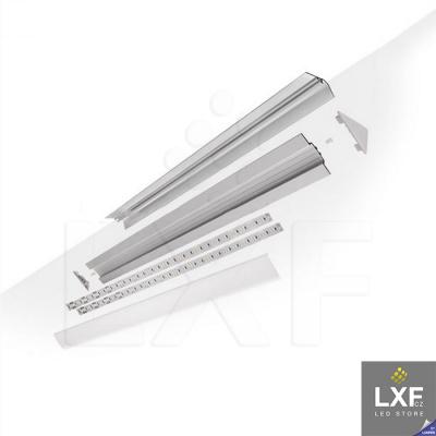 led profil KLUS LOC-30 anodizovaný