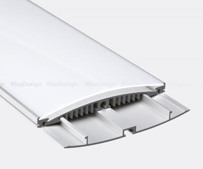 lišta pro led pásek KLUS MULTI-B anodizovaný