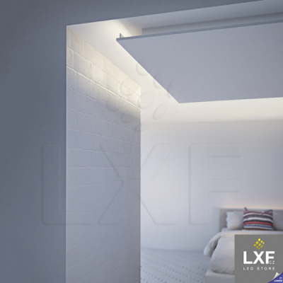 podhledove LED svetlo KLUS NISA-KON neanodizovaný