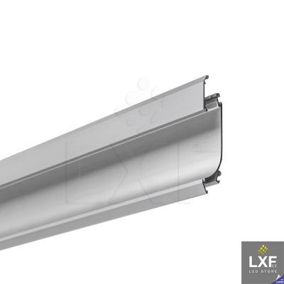 lišta na LED pásek KLUS OBIT anodizovaný