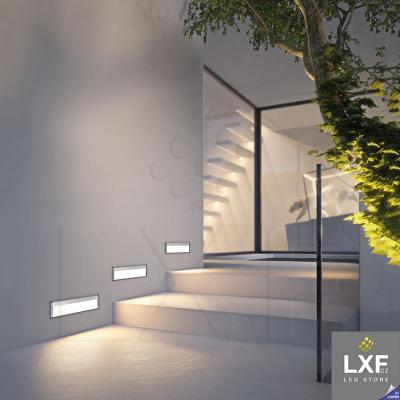 vestavné LED svítidlo KLUS OBIT anodizovaný