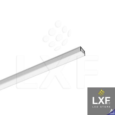 lišta na LED pásek KLUS PIKO anodizovaný