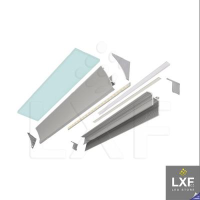 led profil KLUS PULA anodizovaný