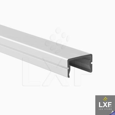 lišta na LED pásek KLUS SILER anodizovaný