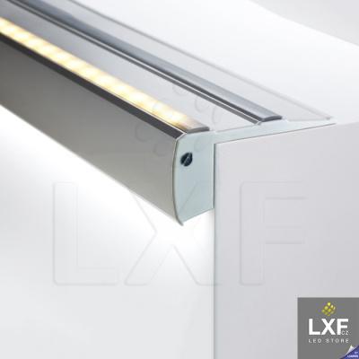 osvětlení schodiště KLUS STEP anodizovaný