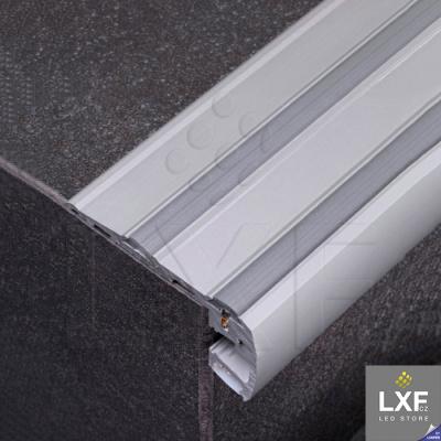 led osvětlení schodiště KLUS STEP anodizovaný