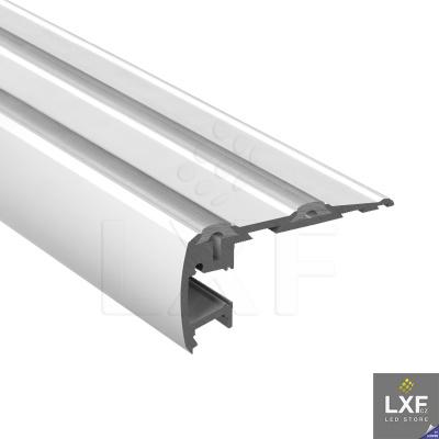 lišta na LED pásek KLUS STEP anodizovaný