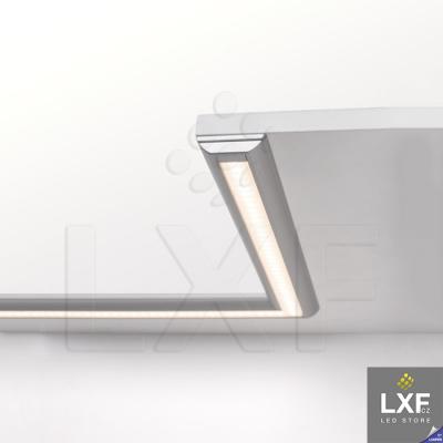 lišta na LED pásek KLUS STOS-ALU anodizovaný