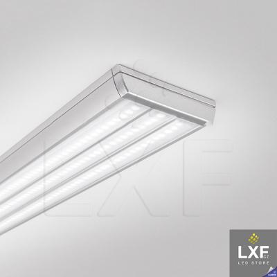 profily pro LED pásky KLUS TETRA-43 anodizovaný