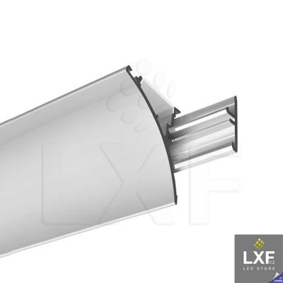 profily pro LED pásky KLUS WERKIN anodizovaný