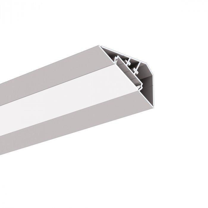 LED profil KLUŚ LOC-30 anodizovaný - 18015