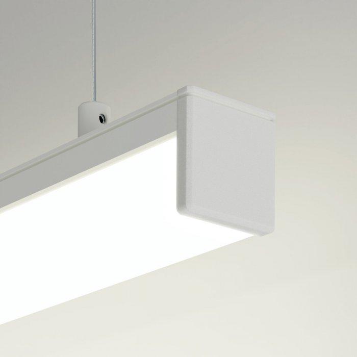 LED profil KLUŚ GIZA anodizovaný - B5556