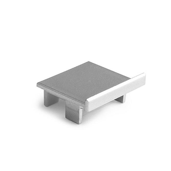 Záslepka KLUŚ LOKOM stříbrná - 24103