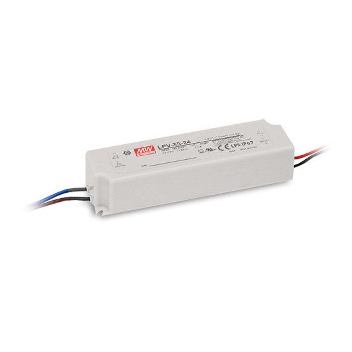 LED zdroj Mean Well LPV 35W 12V (LPV-35-12)