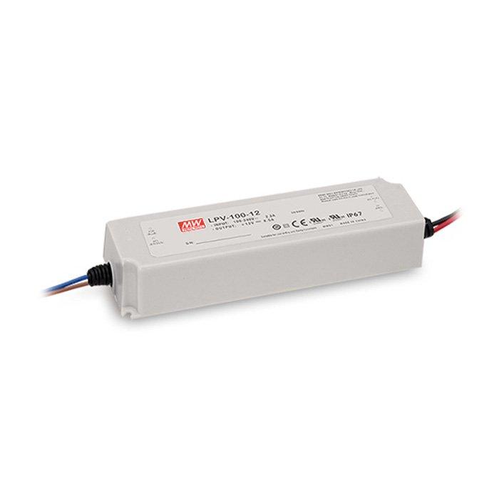 LED zdroj Mean Well LPV 100W 12V (LPV-100-12)