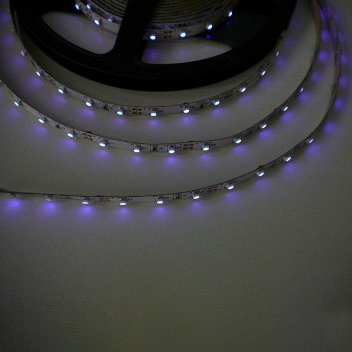 LED pásek 12V 4,8W - UV
