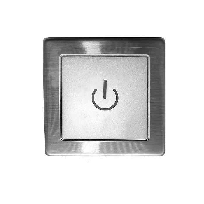 Nábytkový dotykový LED stmívač NDS1 12-24V