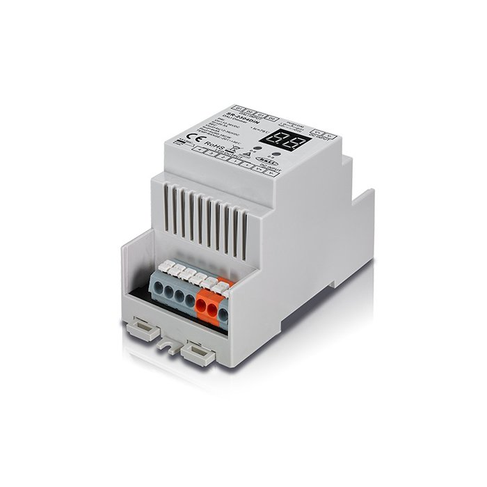 DALI LED stmívač Sunricher 4-kanálový 4x5A (SR-2304DIN)