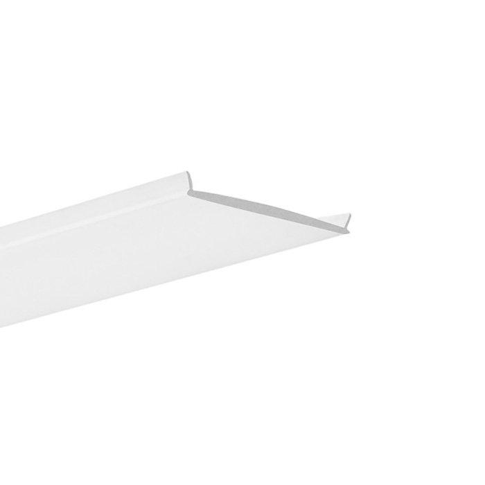 LED difuzor KLUŚ KOPRO-P mléčný - 17091