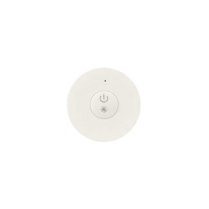 RF LED dálkový ovladač Sunricher 1-zónový mini bílý (SR-2833S)