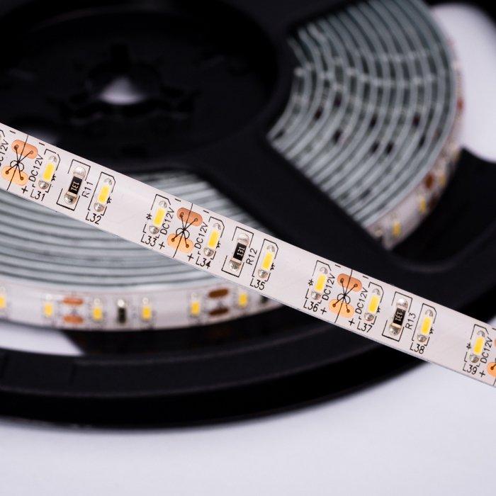 LED pásek LUXIFER 3014 12V 12W, zalitý silikonem IP65